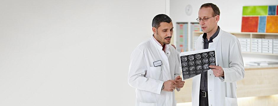 Dr Lühn und Dr. Shararah